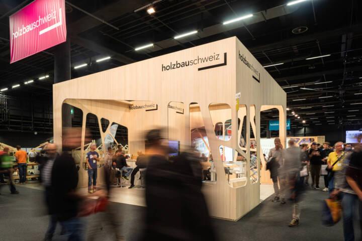 Holz 2019 Holzbau Schweiz Impression