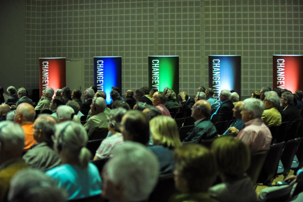 Congress Center Basel Actelion