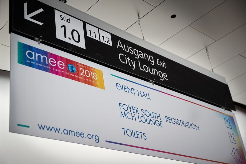 Congress Center Basel AMEE Conference
