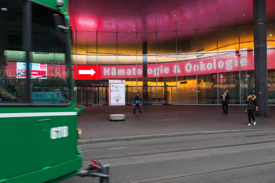 Congress Center Basel DGHO Jahrestagung
