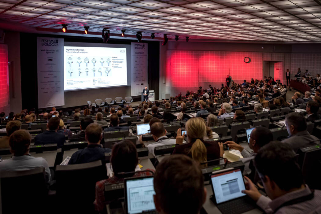 Congress Center Basel Festival of Biologics