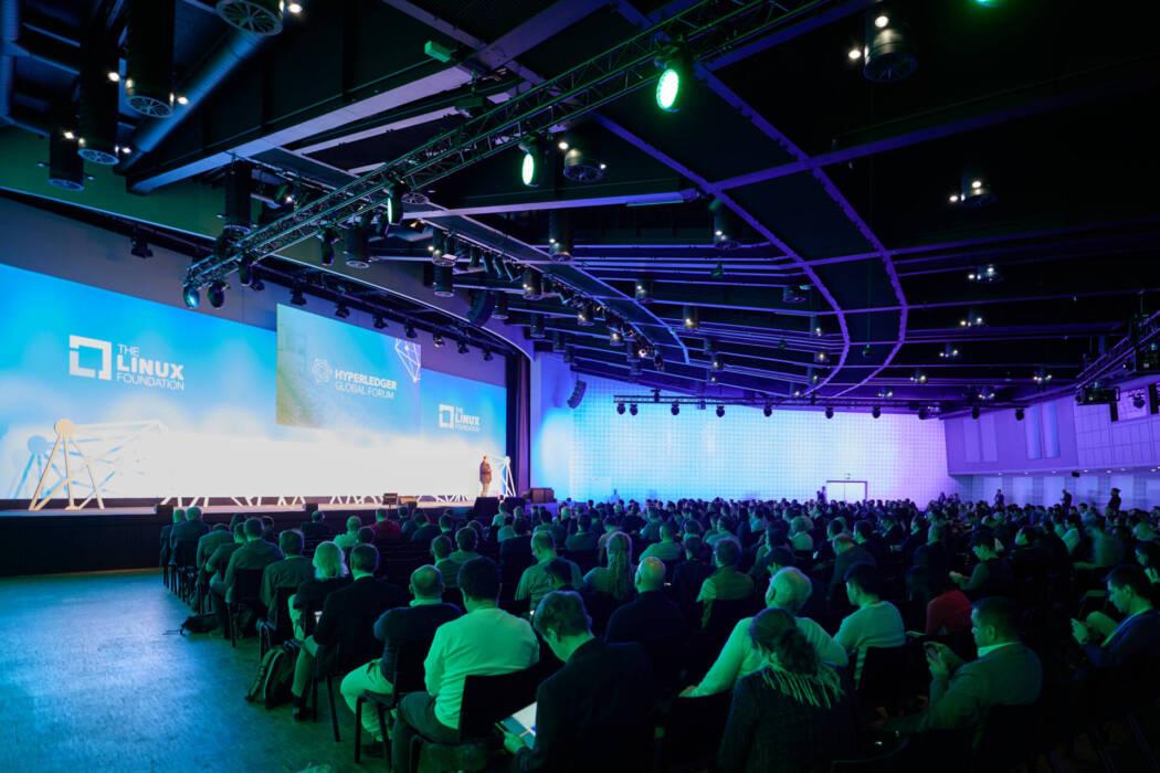 Congress Center Basel Hyperledger Global Forum 2018