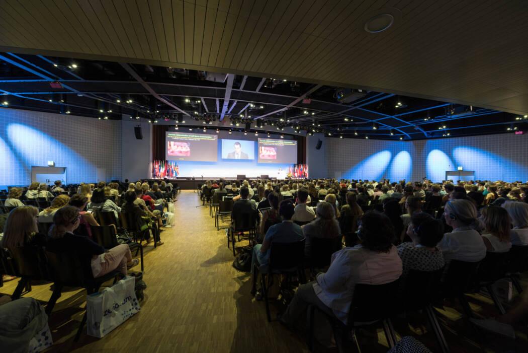 Congress Center Basel ISDH