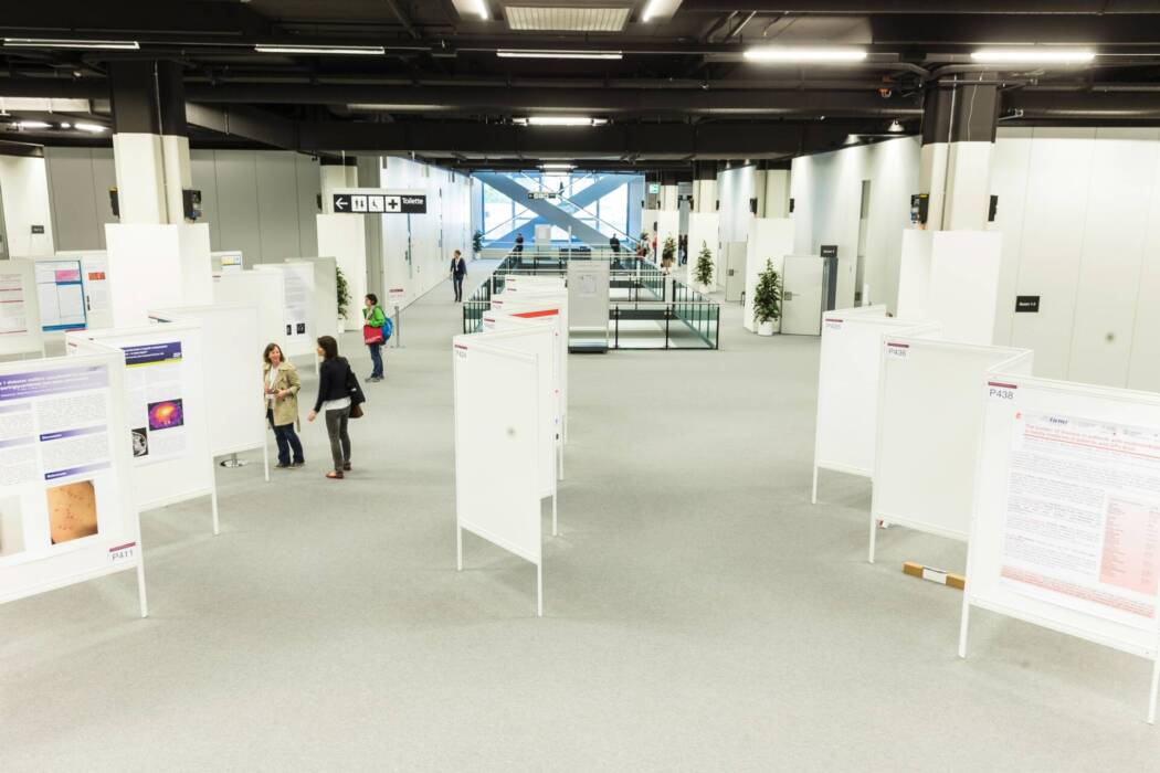 Congress Center Basel Modular rooms