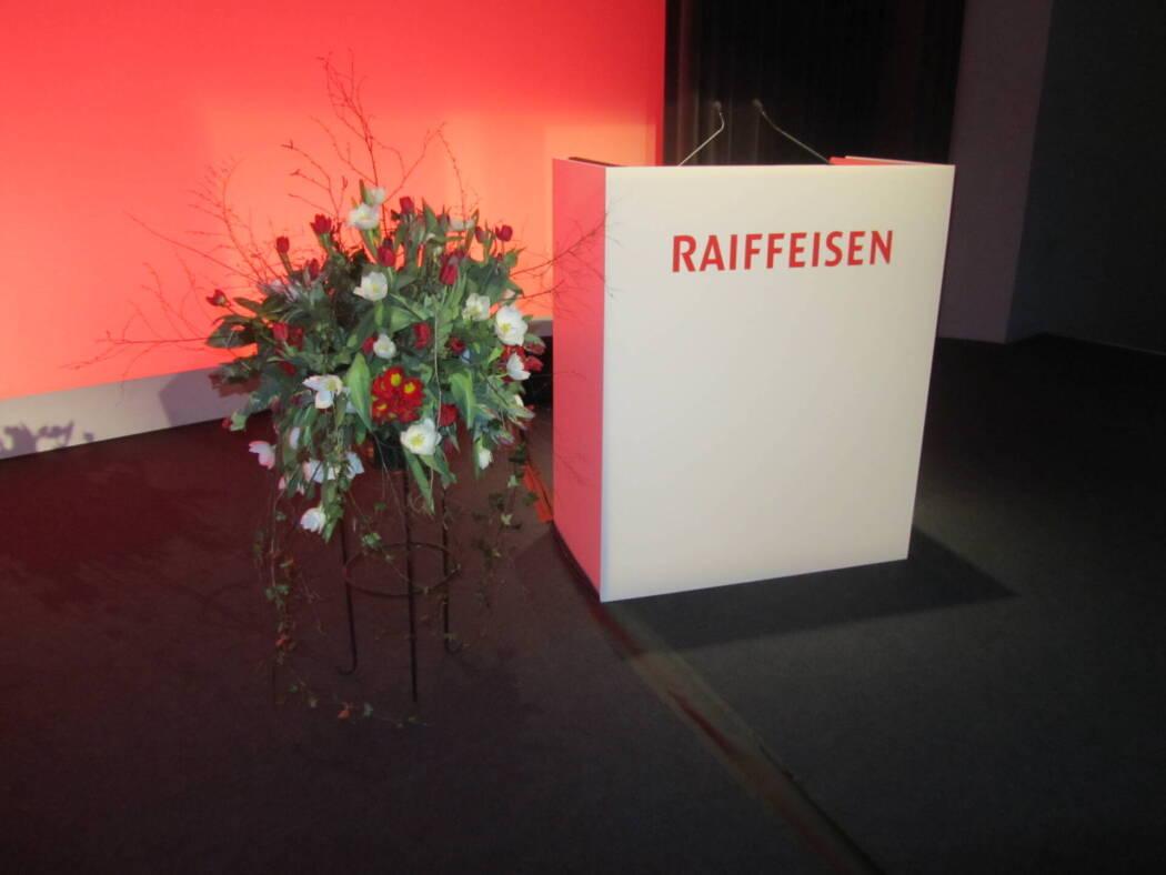 Congress Center Basel Raiffeisenbank Arlesheim