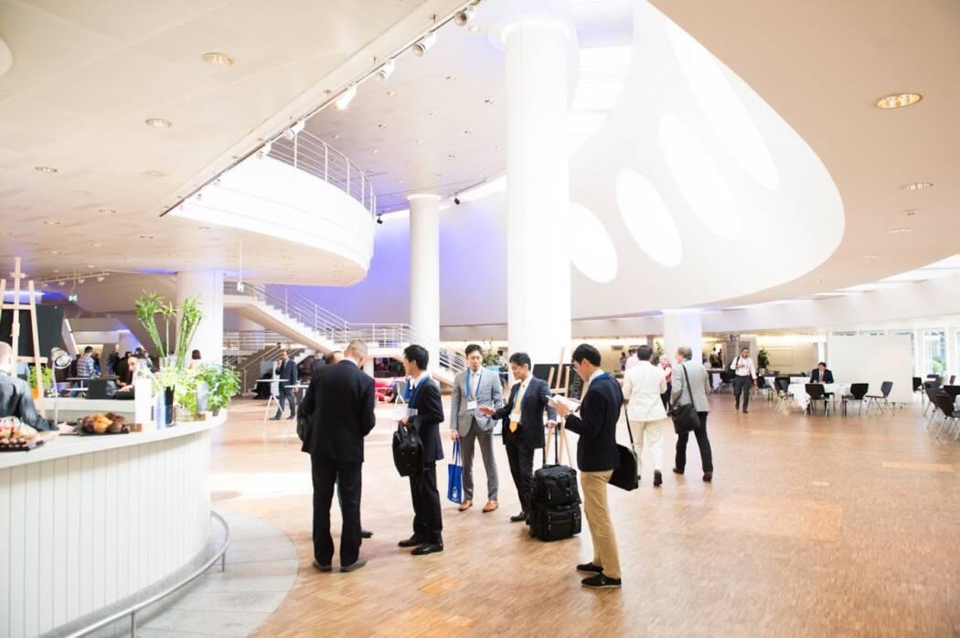 Congress Center Basel WCS