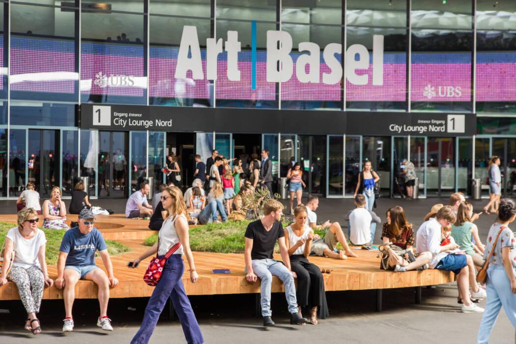 Messe Basel Art Basel