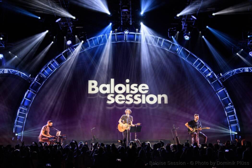 Messe Basel Baloise Session