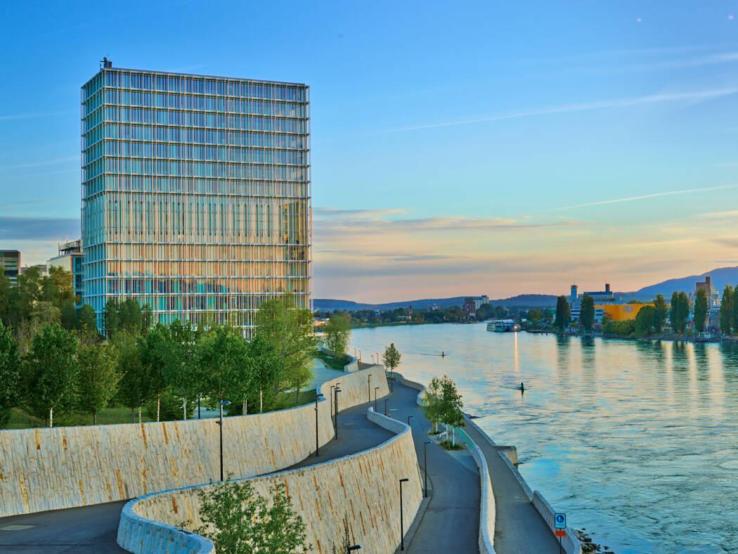 Messe Basel Novartis Campus Basel