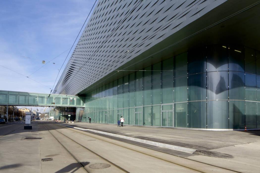 Messe Basel Event Hall