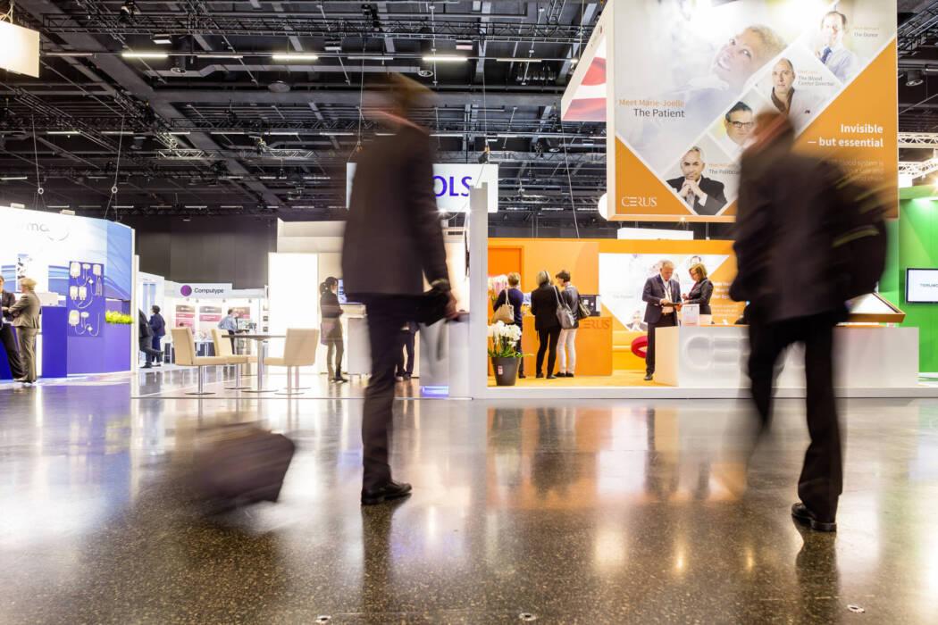 Messe Basel Event Halle