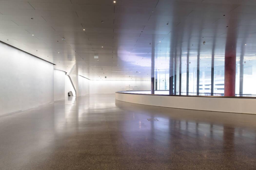 Messe Basel Galerie Süd