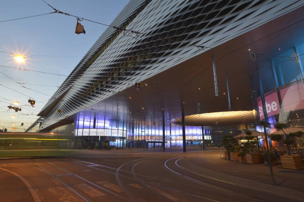 Messe Basel Halle 1