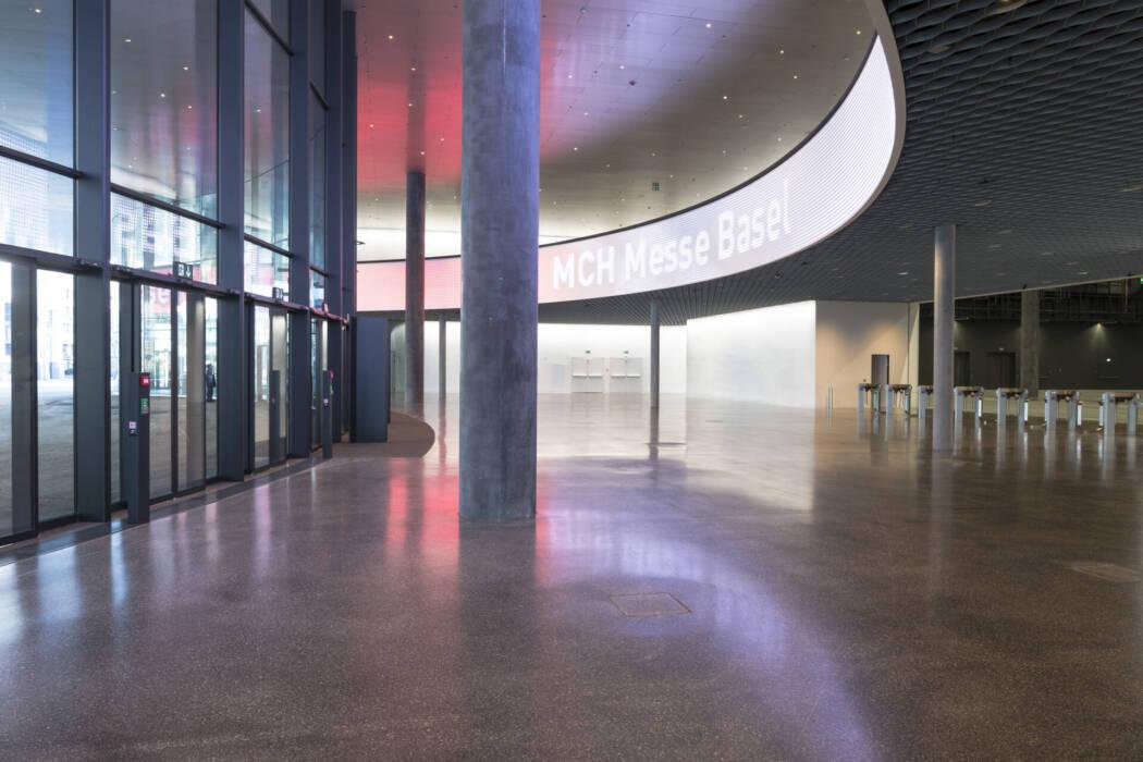 Messe Basel Hall 1