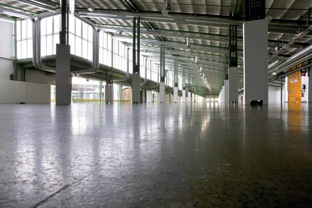 Messe Basel Halle 2