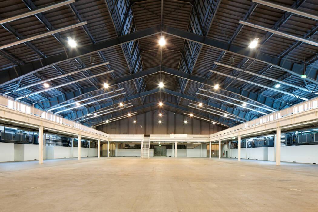 Messe Basel Halle 3