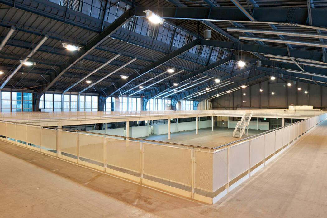 Messe Basel Hall 3