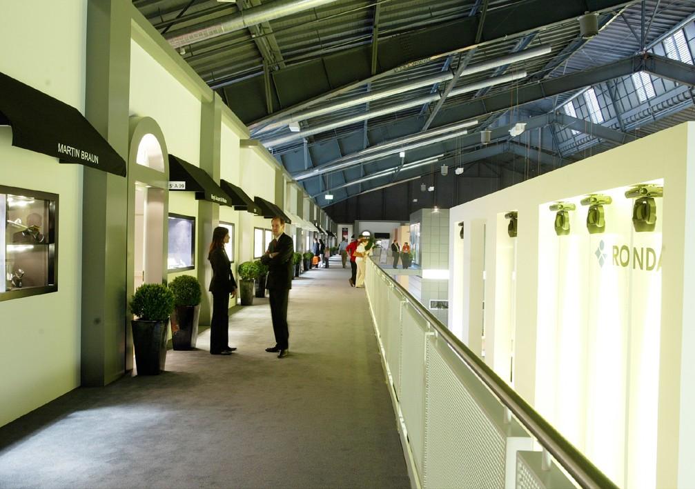 Messe Basel Halle 3 Baselworld
