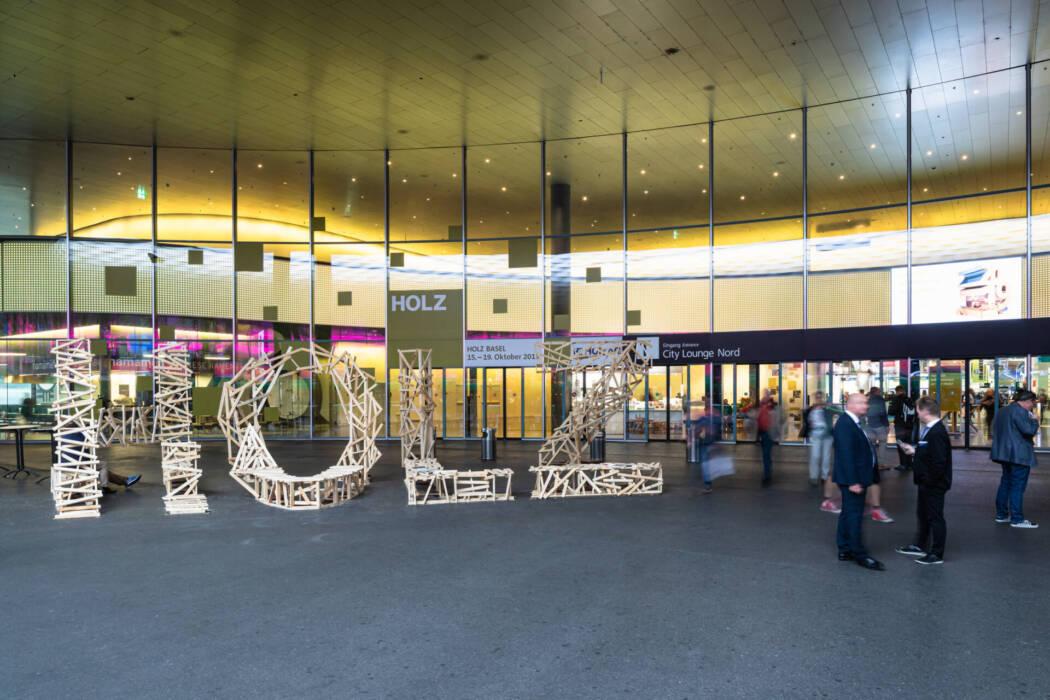 Messe Basel Holz 2019