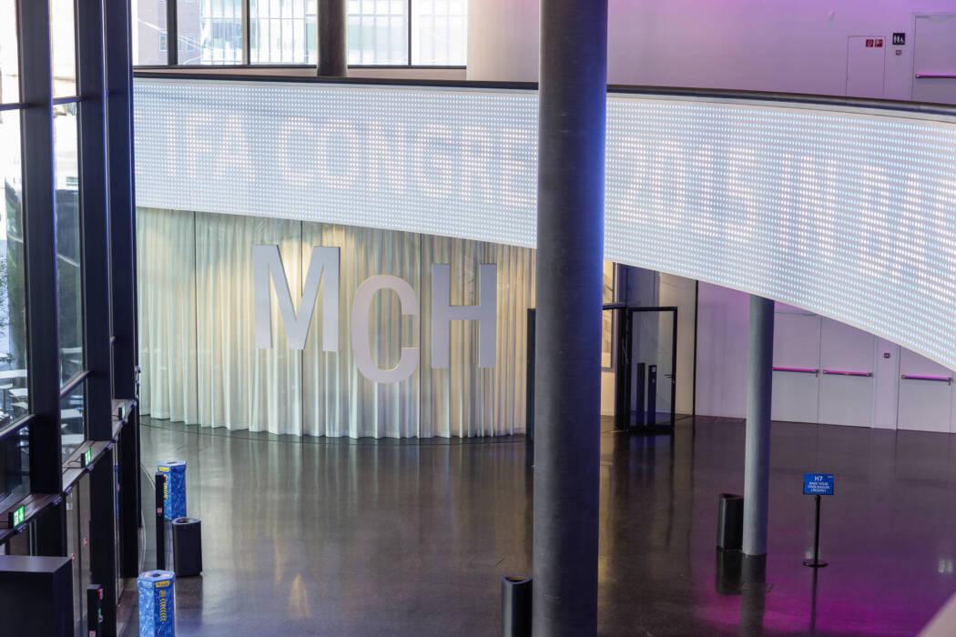 Messe Basel MCH Lounge