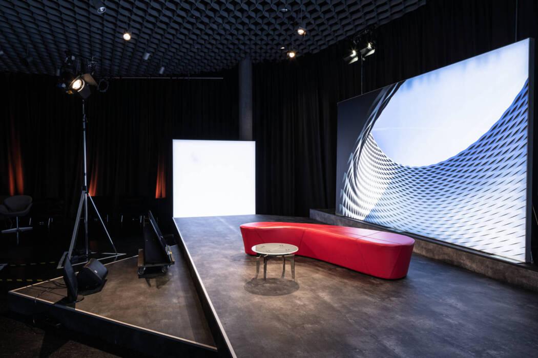 Messe Basel MCH Studio 2021