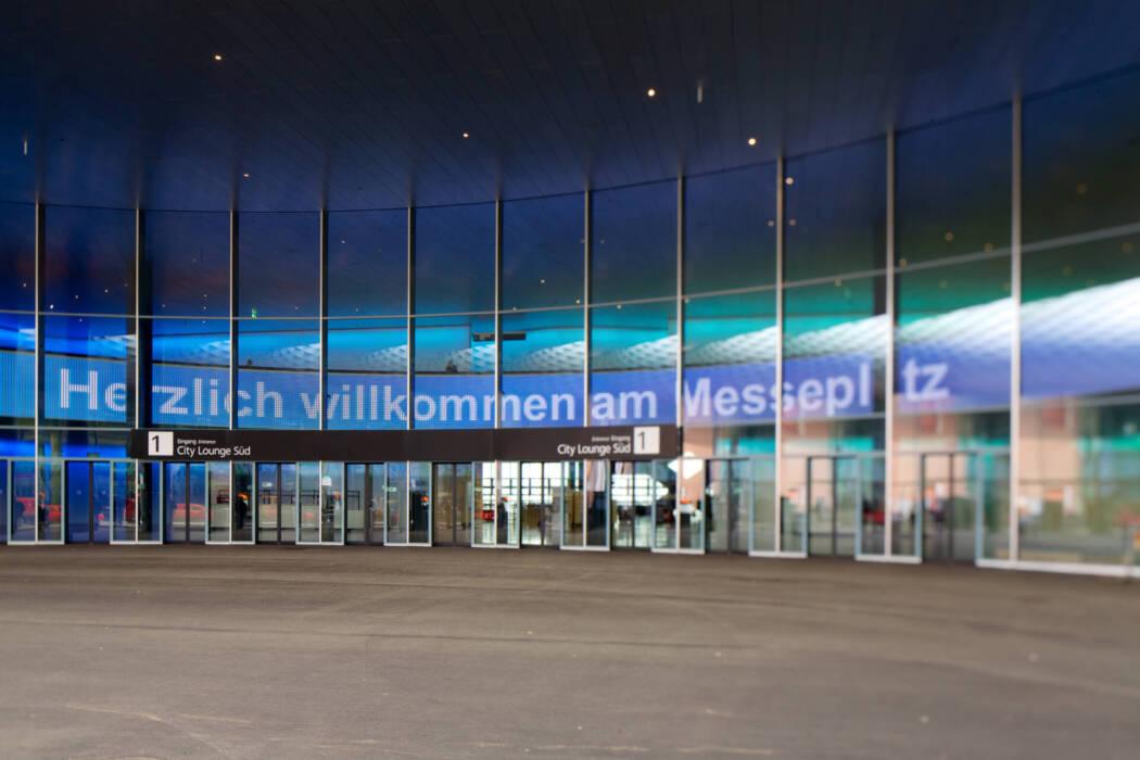 Messe Basel Messeplatz