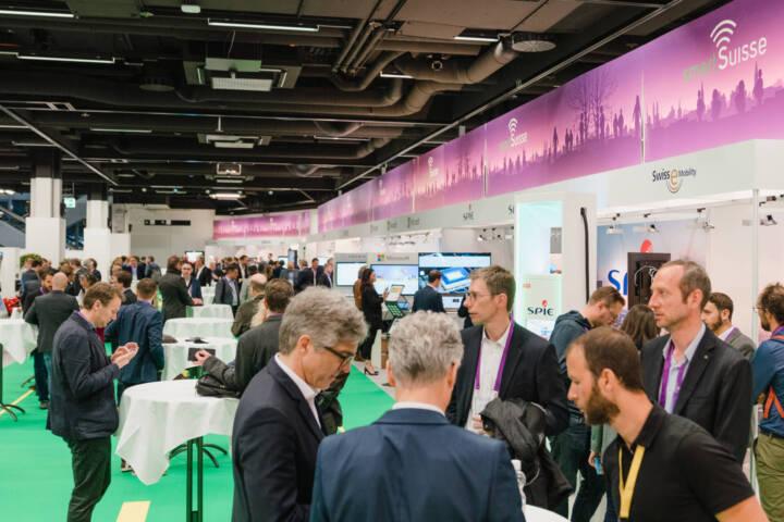 Messe Basel Smart Suisse 2019