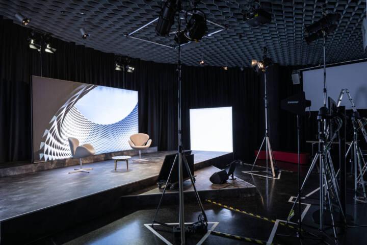 Messe Basel MCH Streaming Studio