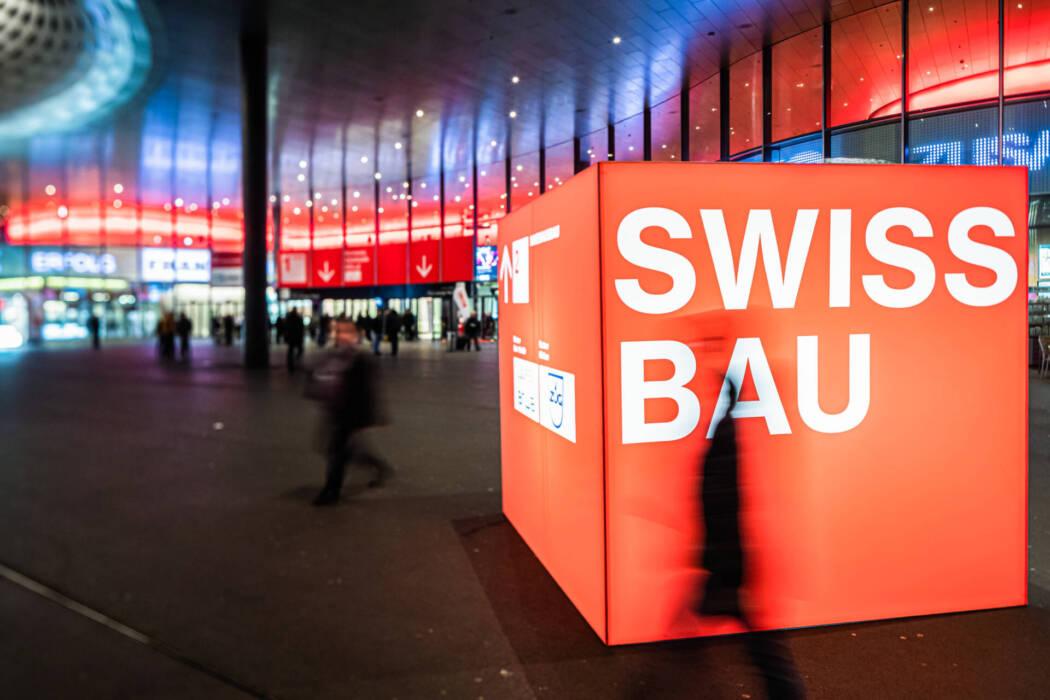 Messe Basel Swissbau 2020