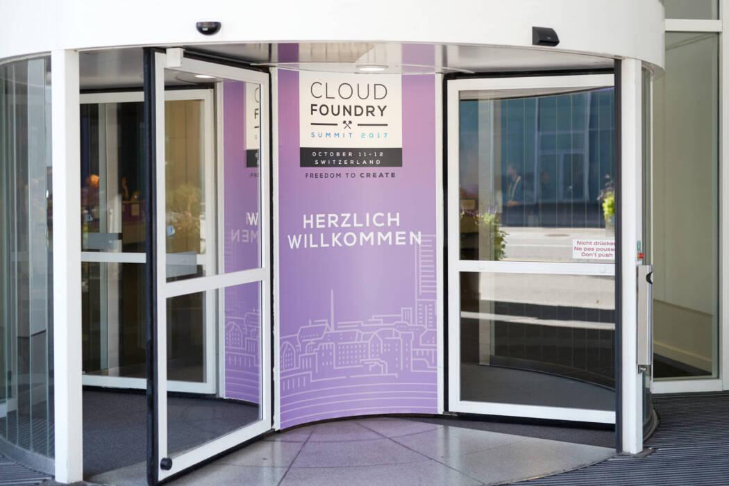 Congress Center Basel Linux 2017
