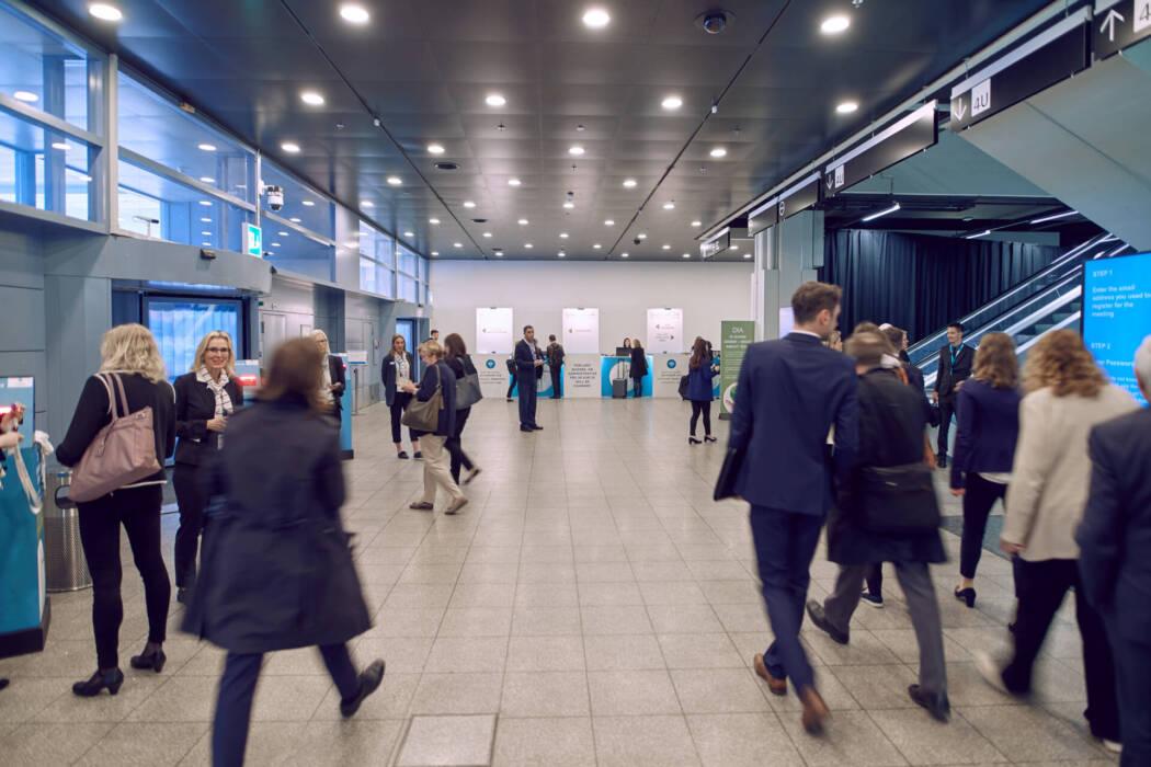 Congress Center Basel DIA 2018