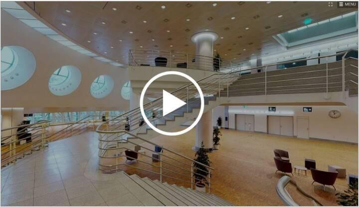 Congress Center Basel virtuelle Tour