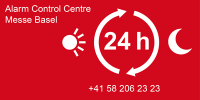 Messe Basel   Messe Basel Alarm Control Centre