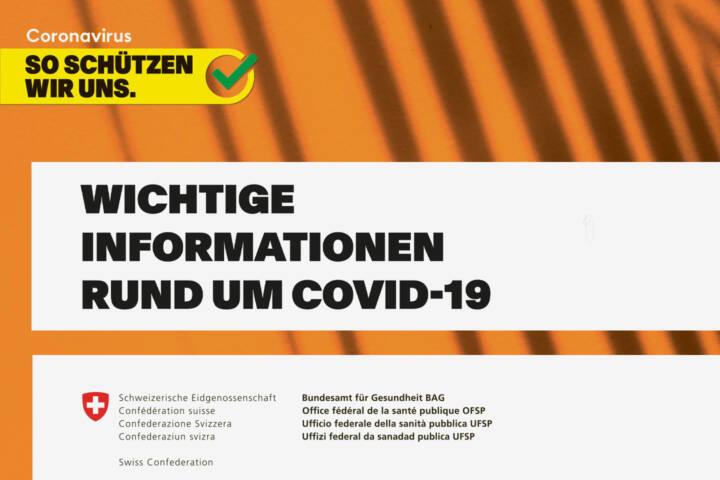 BAG Covid-19 Schutzkonzept