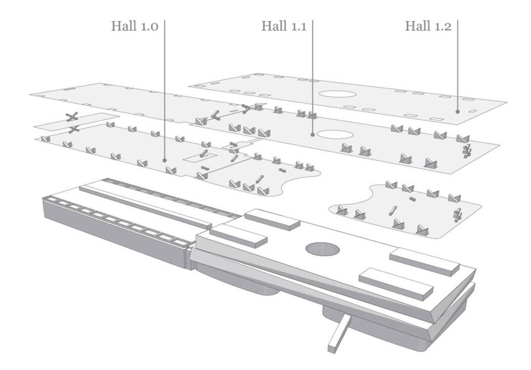 Messe Basel | Hall 1