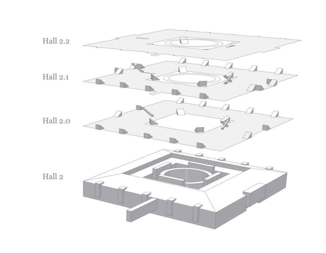 Messe Basel   Hall 2