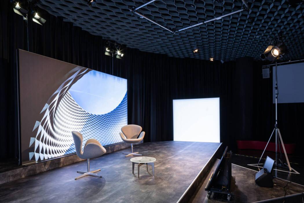 Messe Basel MCH Studio
