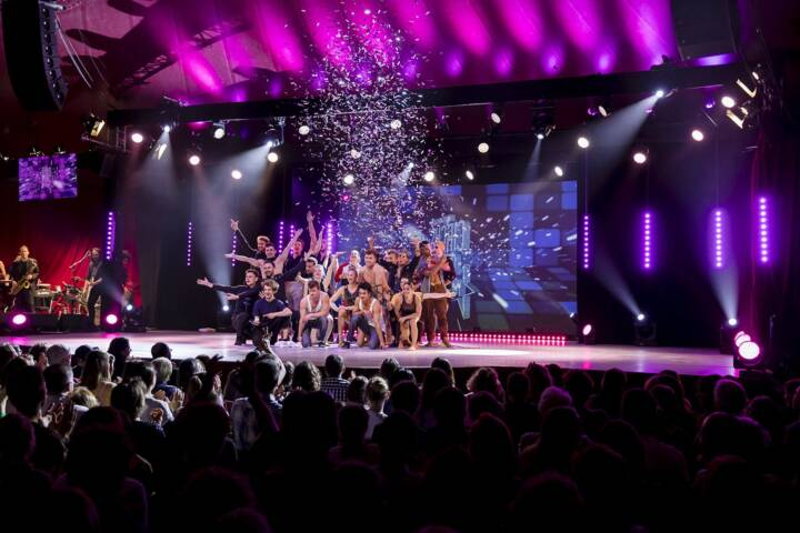 Messe Basel Young Stage International Circus Festival